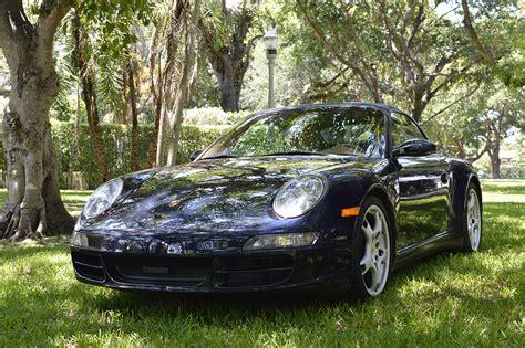 2007 porsche 911 carrera 4 s review: Used 2007 Porsche 911 Carrera 4S For Sale ($39,999) | Vertex Auto Group Stock #07BLUE997CAB