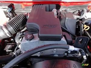 2008 Chevrolet Colorado Lt Crew Cab 2 9 Liter Dohc 16