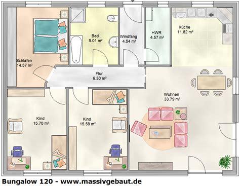 Grundriss Bungalow 150 Qm by Grundriss Bungalow 150 Qm H 228 User Immobilien Bau