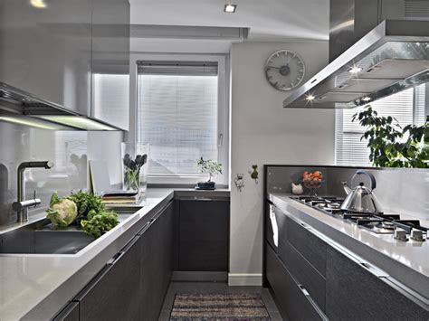 contemporary small kitchen 36 stylish small modern kitchens ideas for cabinets 2544
