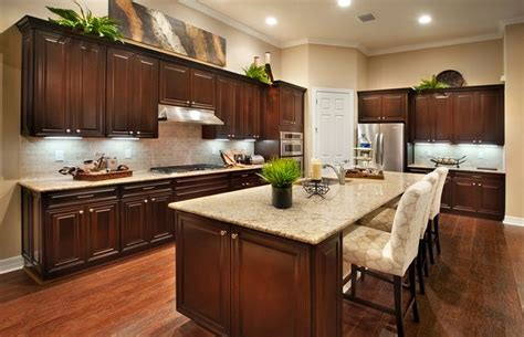 pulte homes kitchen cabinets maple cabinets kitchens stains 4446