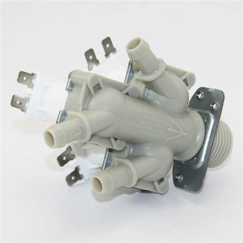 lg washer water inlet valve genuine oem 5221er1003a lg washer cold water inlet valve 4860
