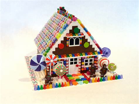 (happy) Gingerbread House