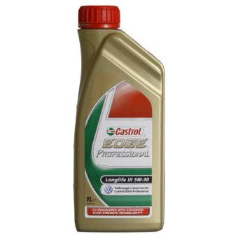 castrol 5w30 longlife 3 castrol edge professional longlife 3 5w 30 motor 246 l autoteile meile ch