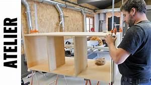 Fabriquer Un établi : fabriquer un etabli de maker partie 2 le bois ljvs youtube ~ Melissatoandfro.com Idées de Décoration