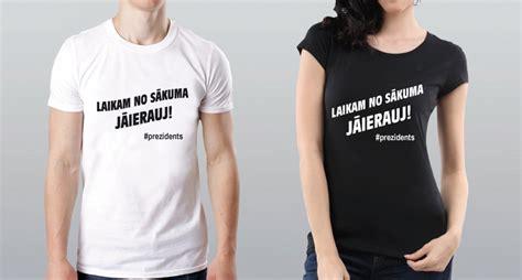 T-kreklu apdruka Rīgā   T-krekli ar apdruku   T krekli
