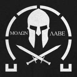 Military Awards And Decorations Rack Builder by Classic Molon Labe T Shirt Usamm
