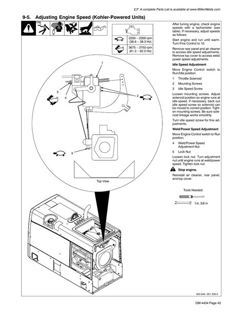 Ranger 8 Welder Part Diagram by Kohler 225 Engines Schematic Diagrams Downloaddescargar