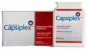Capsiplex Diet Pills Review