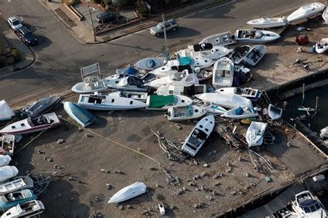 Boat Insurance And Hurricanes hurricanes do damage to recreational boating