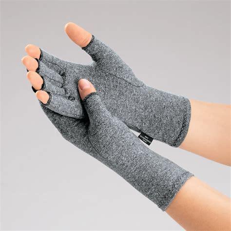 Lycra Compression Gloves For Arthritis   Lycra   Easy Comforts