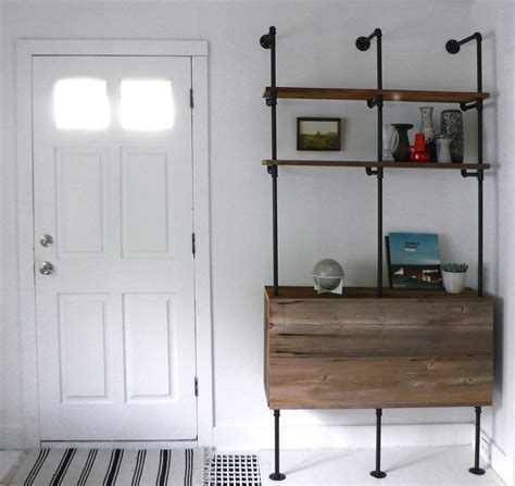 Industrial Looking Curtain Rods by 25 Wonderful Things You Can Make With Pipe