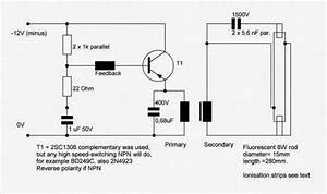 Fig Cfl Lamp Driver Circuit Diagram