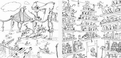 Seuss Dr Coloring