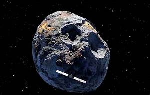 wordlessTech | NASA's new mission to a bizarre Metal Asteroid