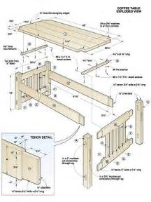 Simple Arts And Crafts Bed Plans Placement by Log Coffee Table Plans Diywoodtableplans