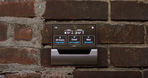 microsoft unveils  beautiful cortana powered thermostat