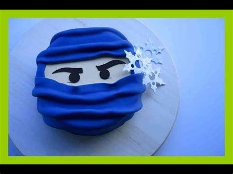 ninjago fondant torten tutorial ninjago torte einfache