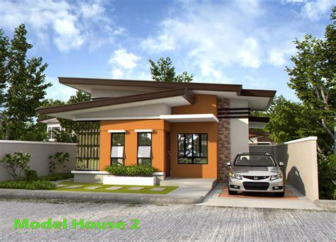 modern bungalow floor plans celerina heights subdivision medium cost beautifully