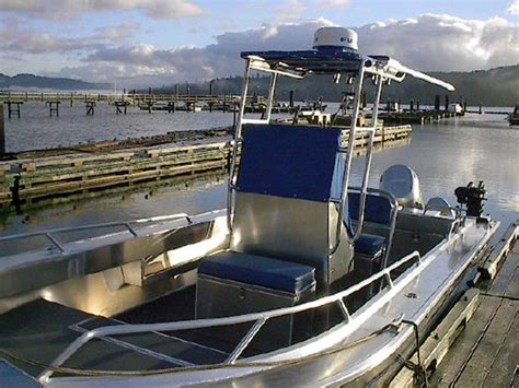 Center Console Aluminium Boats by 20 Centre Console Aluminum Boat By Silver Streak Boats Ltd