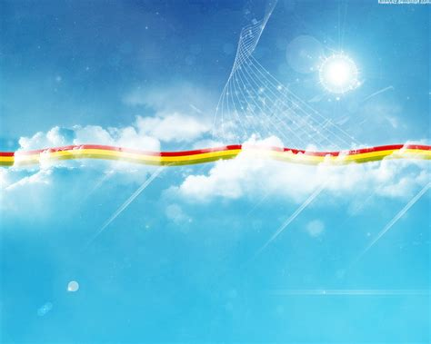 rasta wallpaper heaven by hakeryk2 1280x1024 wallpaper
