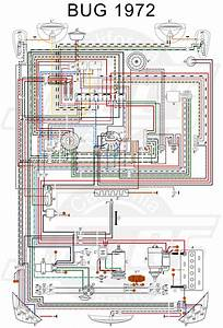 Vw Tech Article 1972 Wiring Diagram