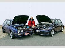 VW Golf 2 GTI G60Golf 7 GTI GebrauchtwagenTest