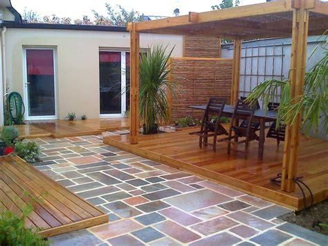 idee jardin de terrasse