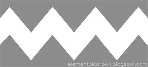 chevron template elemental carbon gold chevron army backpack diy