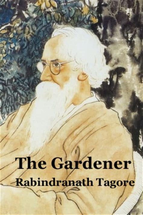 gardener  rabindranath tagore