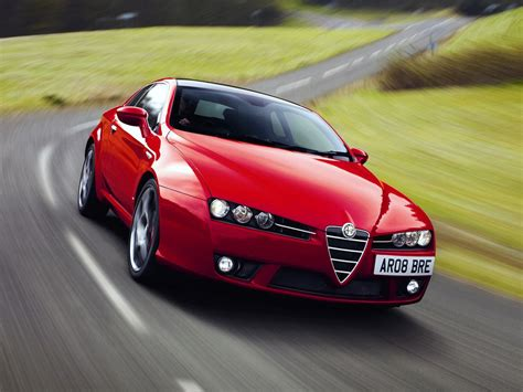Alfa Romeo Car Concept 2009 Alfa Romeo Brera S
