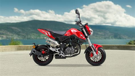 Benelli Tnt 15 Photo by Benelli Tnt News Reviews Specifications Prices