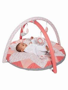 Tapis D39veil Bb Collection Bio ROSE Vertbaudet Enfant