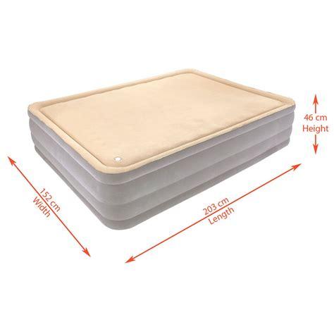 air mattress dimensions air mattress sizes decor ideasdecor ideas