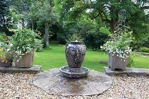 Ancient, Urn, Water, Feature, U2013, Mains, Powered