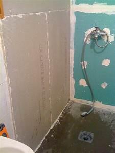 Plaque Etanche Douche : plaque hydrofuge pour douche plaque hydrofuge pour douche ~ Zukunftsfamilie.com Idées de Décoration