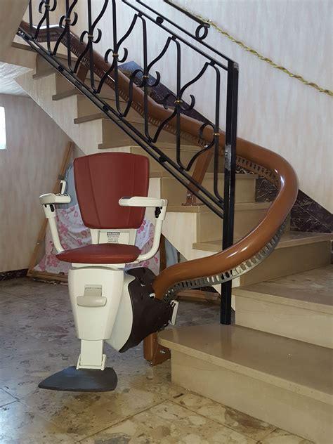 siege electrique pour escalier mise en place d 39 un siège monte personne flow2 pour