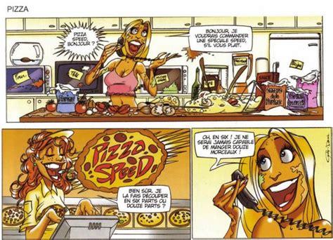 Blague De Blonde  Pizza  Le Blog De Sunsitari