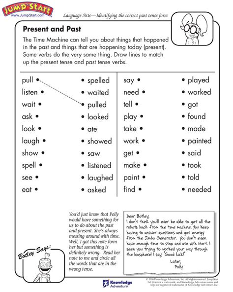 english simple present worksheets  kids