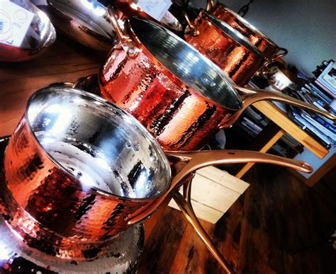 soy turkiye yst pro series sauce pans copper cookware copper cookware