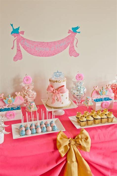 Kara's Party Ideas Disney Cinderella Girl Princess Party