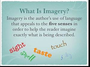 Language Arts with Mr. McGinty : Writing with Imagery