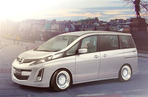 Mazda Biante Wallpapers by Mazda Biante By Idhuy On Deviantart