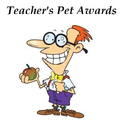 Teacher's Pet Awards  Our Ancestors