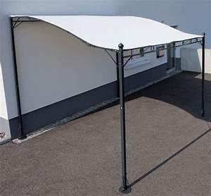 Wand Pavillon Wasserdicht : wand anbau pavillon 3 x 2 5 meter model siena 7107 von as ~ Articles-book.com Haus und Dekorationen