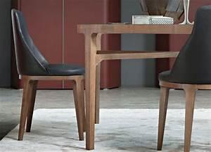 table et chaises avec deco salle a manger idees 29 photos With salle À manger contemporaine avec chaise pour salle a manger en bois