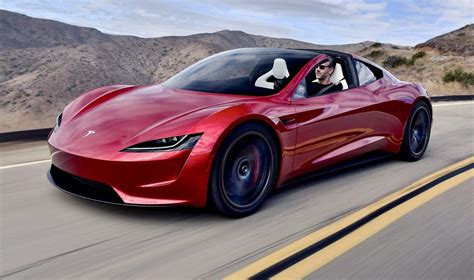 Tesla Car : Tesla's Franz Von Holzhausen Joins List Of Most Creative