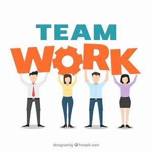 Teamwork Vector | Free Download