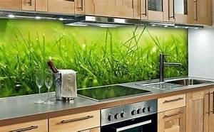 Glas Wandpaneele Küche : 35 k chenr ckw nde aus glas opulenter spritzschutz f r die k che haus pinterest glas ~ Markanthonyermac.com Haus und Dekorationen