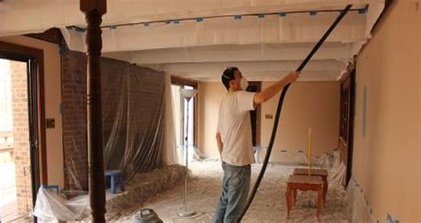 diy popcorn ceiling removal   easily remove popcorn